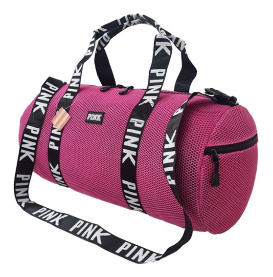 Bolso Deportivo Pink By Victoria