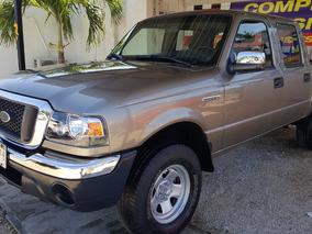 Ford Ranger Pickup Xl L4 Crew Cab 5vel Aa Mt