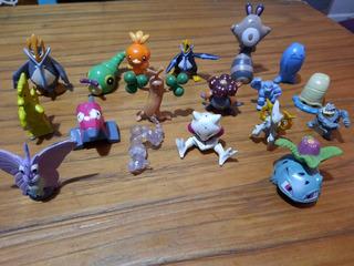 Muñecos Pokémon Semi Tomy - Precio X Unidad