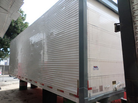 Baú Facchini 8,10 Mts Caminhão Truck Toco Baú Chapa
