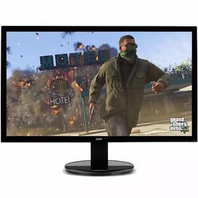 Monitor Led Acer V206hql (19,5/vga/100.000.000:1) V206hql