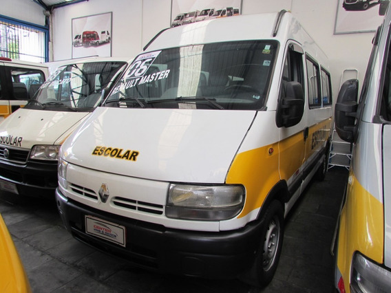 Van Escolar Usada Renault Master L2h2 2006