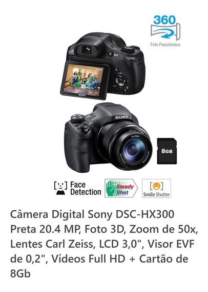 Vendo Câmera Digital Sony!