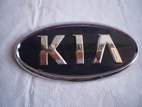 Emblema Kia Ovalado