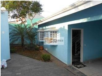 Casa Residencial À Venda, Jardim Anton Von Zuben, Campinas. - Ca1828