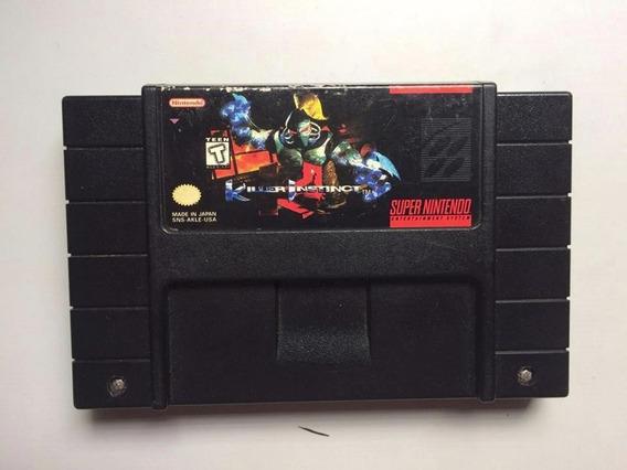 Killer Instinct 100% Original P/super Nintendo