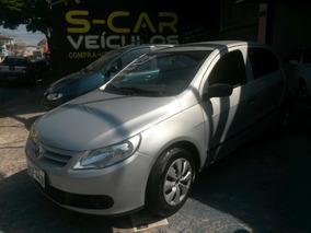 Volkswagen Gol 1.6 Vht Total Flex 4p 2009 Troco Financio 48x