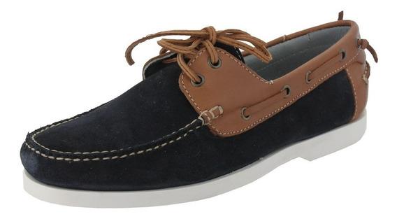 Evolución -zapato Top Sider-10401-b-blue Navy