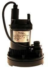 Flotec Fp0s1250x 02 Fp0s1250x 08 General Purpose Water Remov