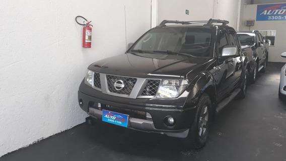 Nissan Frontier 2.5 Se Attack Cab. Dupla 4x2 4p