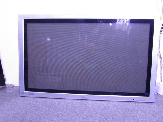 Tela Display Plasma Tv Gradiente Plt4230 C/gabinete Vazio