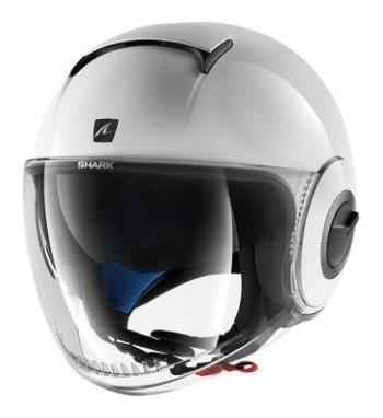 Casco Moto Abierto Shark Nano Doble Visor