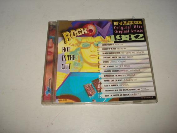 Top 40 Original Hits 1982 - Idol Duran Benatar 2 Cds Usa