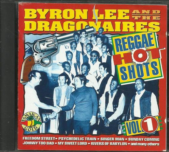Cd Byron Lee And The Dragonaires (reggae Hot Shots)