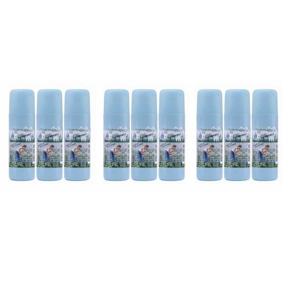 Oggi Alfazema Desodorante Spray 3x90ml (kit C/03)