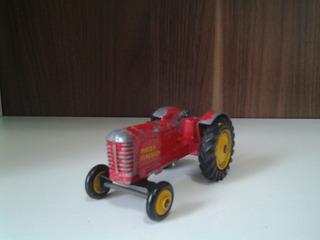 Dinky Toys - Trator, Arado, Farm Trailer E Grade
