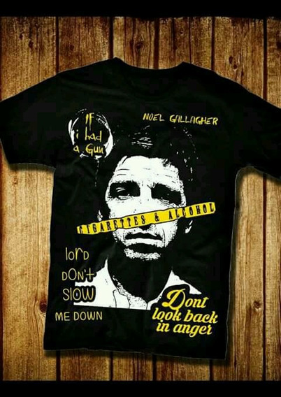 Remera Noel Gallagher High Flying Birds