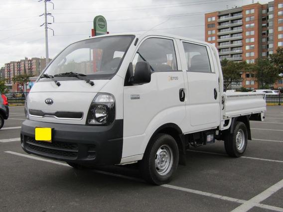 Kia K2700 Pickup Doble Cabina 2700 Mt Aa