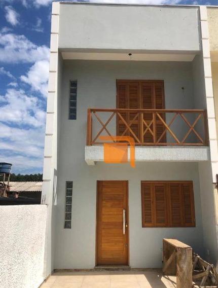 Casa Com 2 Dormitórios À Venda, 60 M² - Neópolis - Gravataí/rs - Ca1899