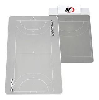 Pizarra Táctica De Handball Hanbal Df Ambos Lados Entrenador