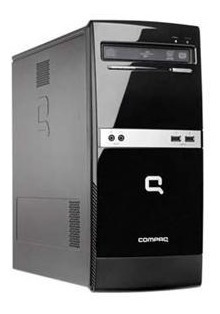 Cpu Compaq 300b Mt Processador Core2duo Memoria 4gb Hd320gb