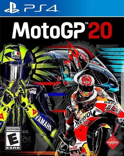 Imagen 1 de 5 de Moto Gp 20 Ps4 / Mipowerdestiny
