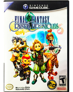 Final Fantasy Crystal Chronicles - Nintendo Gamecube + Envio