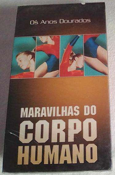 Maravilhas Do Corpo Humano - Anos 80 (vhs)