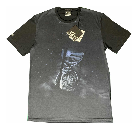 Camiseta Lost Ampulheta Original 100% Poliéster