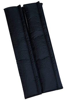 Protetor Cinto Seguranca Preto (almofadado) Par - Universal