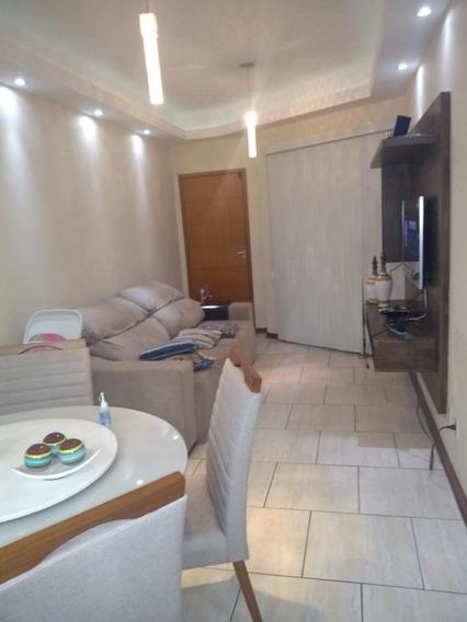 Apartamento Para Venda Em Volta Redonda, Jardim Amália Ii, 2 Dormitórios, 1 Banheiro, 1 Vaga - Ap151_1-1415087