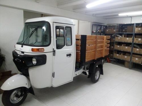 Motocarro Bajaj Carga 2021 Estacas
