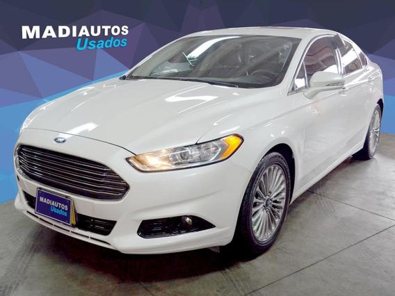 Ford Fusion Titanium 2.0 Aut. Sedan 2016