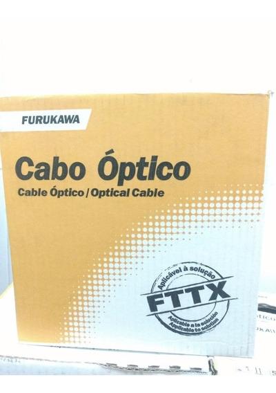 Cabo Low Friction 500m Fibra Optica Furukawa