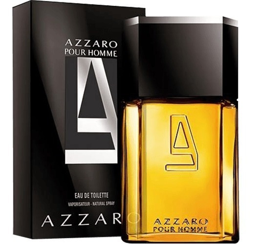 Perfume Azzaro Pour Homme 100ml Original