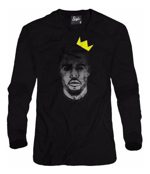 Casaco Moletom Blusa De Frio Camuflado Kanye King Gangster