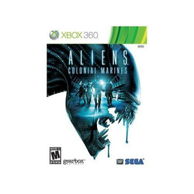 Aliens Colonial Marines - Xbox 360 Mídia Física