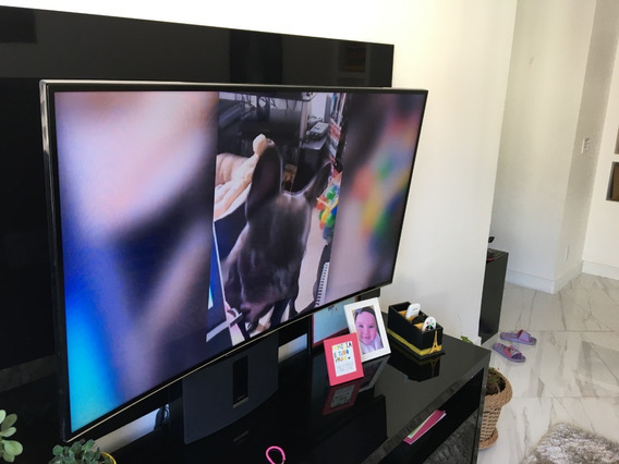 Smart Tv 3d Led Curved 48? Full Hd Samsung H6800- Usada