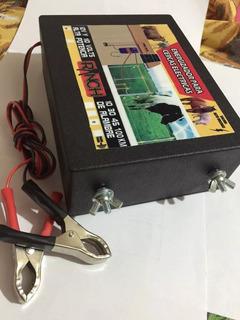 Cerco Electrico Pulsador Energizador 12v 10km Borregos Cabra