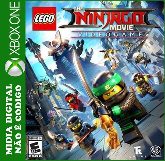Lego Ninjago O Filme Xbox One Digital Original Online