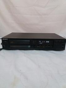 Cd Player Sony Cdp-470 Ñ Pioneer Denon Marantz Sansui Akai