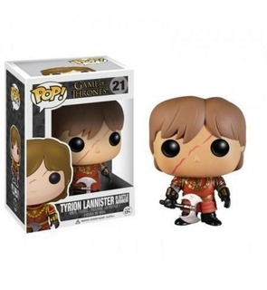Tyrion Lannister Figura Funko Pop! Game Of Thrones #21