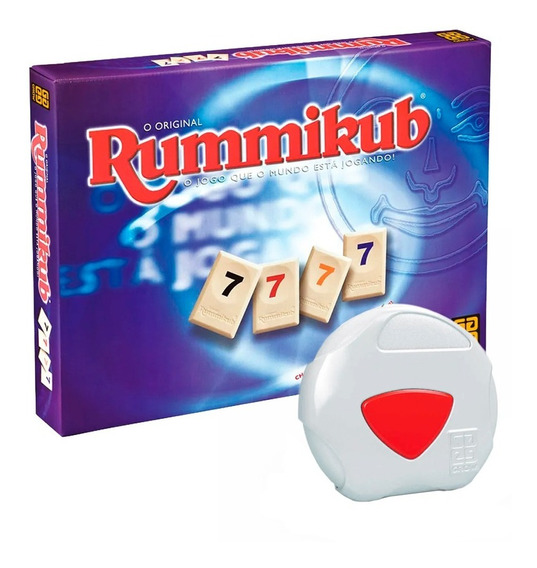 Combo Rummikub + Timer Grow