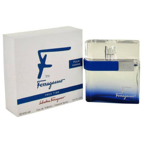 Perfume Original F Free Time De S. Fer - mL a $1249