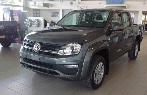 0km Volkswagen Amarok 2.0 Cd Tdi 180cv Comfortline 2021 7