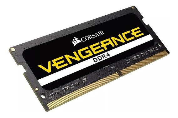 Memoria Ram Ddr4 16gb Corsair Sodimm 2400mhz Notebook