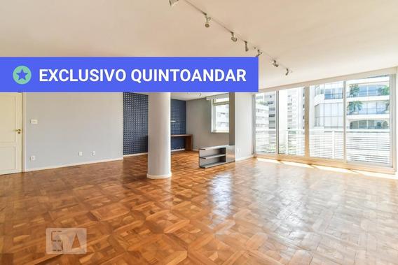 Apartamento No 9º Andar Com 3 Dormitórios E 2 Garagens - Id: 892974669 - 274669