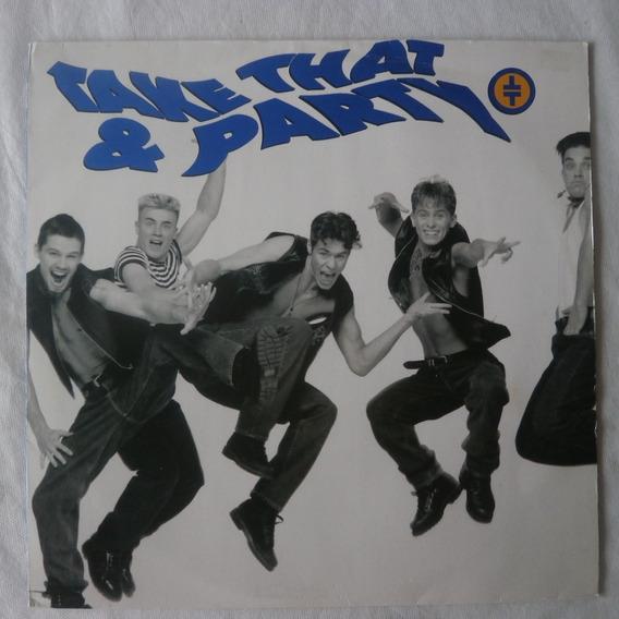 Lp Take That 1992 Take That & Party, Disco De Vinil Seminovo