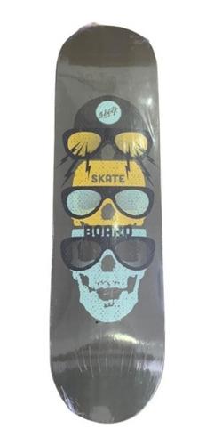 Imagem 1 de 2 de Shape Skate Marfim Shock Skate New Concept 8.25