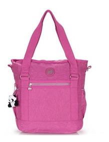 Bolsa Ombro Jovem Feminina Shopping Bag X-bags Pa121 Violet